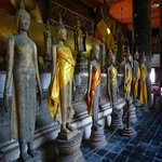 The precious collection of ancient Buddhas