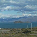 Vista da Laguna Nemez