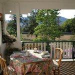 Delightful verandah