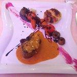 Menu Lacotel: Filet de bœuf sauce Voronoff... Une viande exceptionnelle et la cuisson maîtrisée