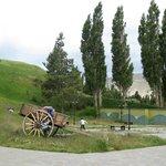 El Calafate, Plaza de los Pioneros
