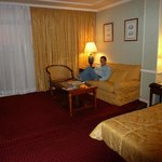 Very Comfortable Roomy Junior Suite