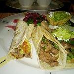 Dinner at Cana Brava Bar & Grill