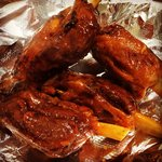 Have you had our Hog Wings?? YUM