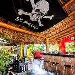 Nuestro Bar redecorado!!