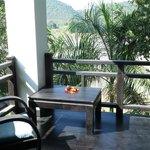 Corner room Balcony