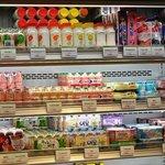 Yogurts Galore in the Market JenCooksKorean