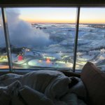 Sunrise from room 1619