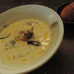 Starter, Mushroom Soup