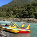 Waitoto River Safari jetboat
