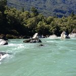 Waitoto River rocks