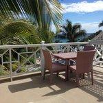 Ocean View Standard terrace