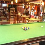 Pool table free of charge,