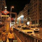 En el corazon de Madrid