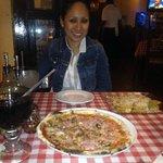 Pizza and pasta yuummmiiii!!!