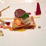 dessert della cena di Gala