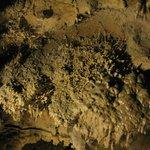 inside shasta caverns