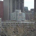Hotel visto dal ponte