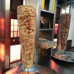 Chicken and Beef Shawarma Skewers