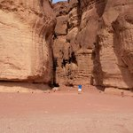 Hike at nearby Timna National Park