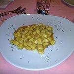 gnocchetti di polenta al ragù di capriolo