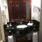 Salle de bain chambre 456