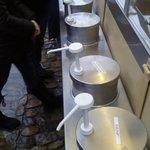 Mercato di Friburgo - Le salse