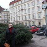 """отель """"Chopin"""" Прага - 1"""