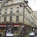 Next to City Office(Hotel de Ville)Photo:16,Jan,'14:morning