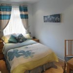 Purbeck Room ( small double or single £70 /£50 per night )