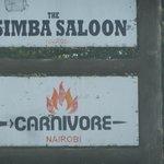 Simba Saloon and Carnivore Restaurant