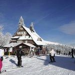 Apres ski bij de Feldberg