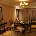 Lanai Suite Dinning area