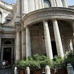 Chiostro del Bramante, Rome