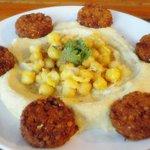 Dish from Menta