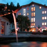 HOTEL POST  Sommer  in Sils-Maria