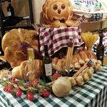 L'angolo del pane veramente sfizioso