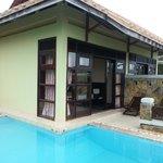 Private Pool Beach Front Villa