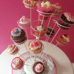arbre à cupcakes