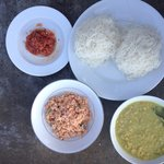 Srilankan yummy breakfast!!!