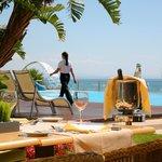 Oasis Restaurant Terrace