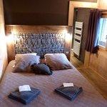 Double Bedroom in Chalet La Rocade