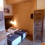Twin Room, Chalet la Rocade