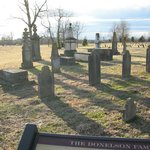 Donelson Family Grave Site
