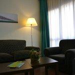 Detalle sala Junior Suite