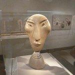 Sculpture at de Young Museum, San Francisco, CA