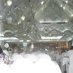 Silver banquet hall