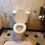 The Clean & nice Bathroom