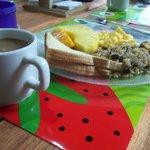 Breakfast - Yumm!