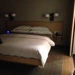 Penthouse Suite - custom bed